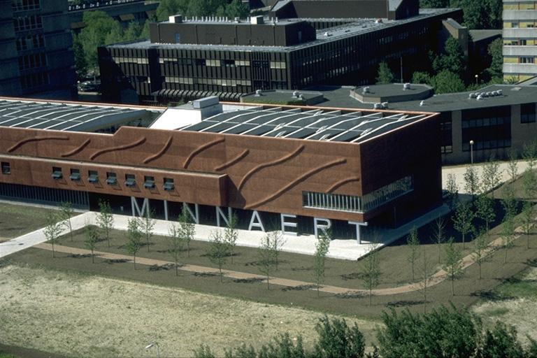 Minnaert Gebouw, Leuvenlaan 4, Utrecht | Department of Information and ...
