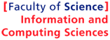 [Dept. of Information and Computing Sciences]
